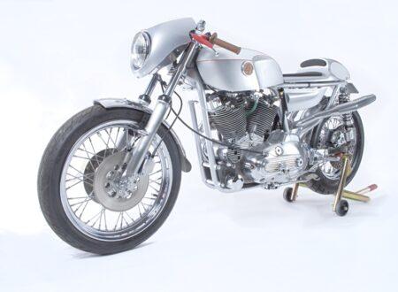 harley cafe racer 2 450x330 - Motobee by Walt Siegl
