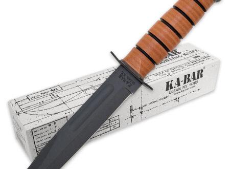 ka bar knife 450x330 - KA-BAR US Marine Corp Fighting Knife