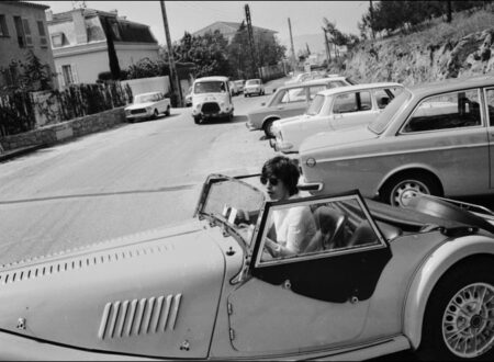 mick jagger morgan 450x330 - Mick Jagger in a Morgan
