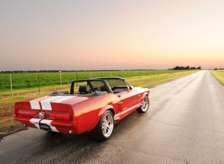 1968 Ford Mustang Shelby GT500CR Convertible 2 450x330 - The Silodrome Selection