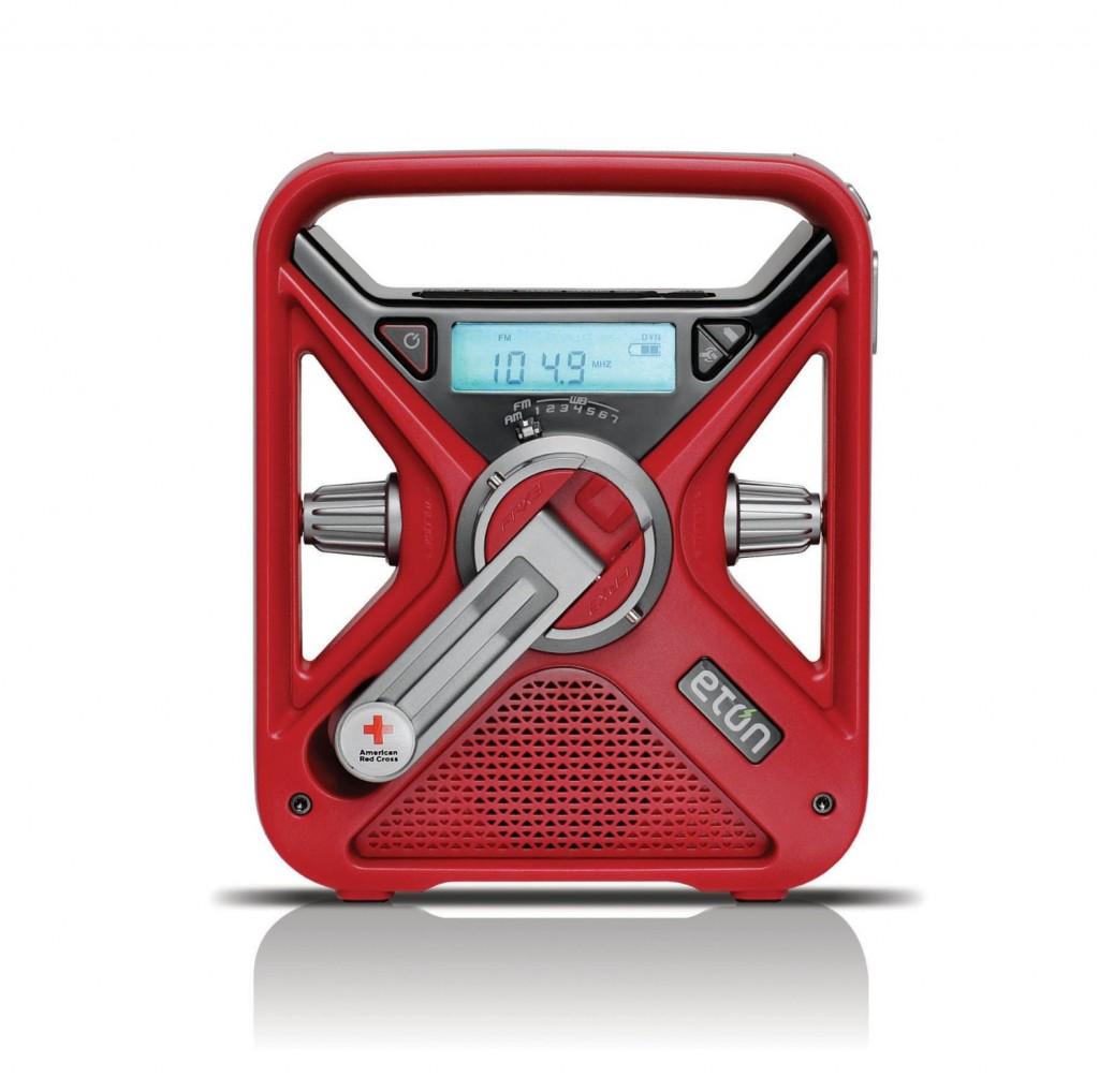 American Red Cross FRX3 Hand Turbine Radio