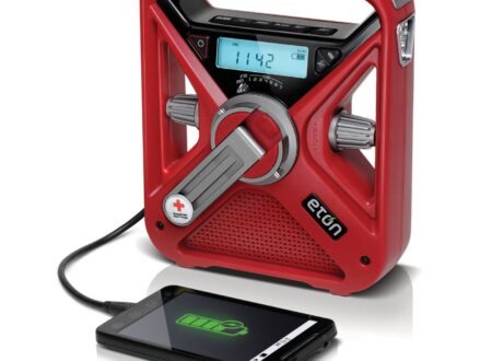 American Red Cross FRX3 Hand Turbine Radio Smart Phone Charger 450x330 - American Red Cross FRX3 Hand Turbine Radio