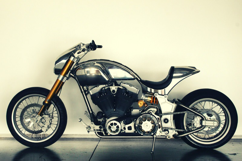 The Kr Gt 1 Prototype By The Arch Motorcycle Company