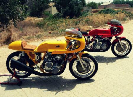 BENELLI 750 4 450x330 - Benelli 750 Racers