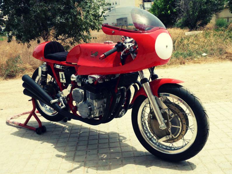 Benelli 750 Racers