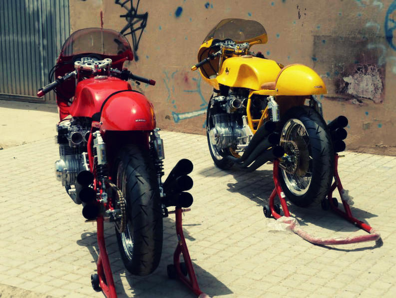 BENELLI 750 Benelli 750 Racers