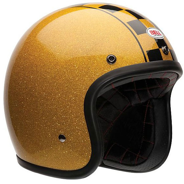 Bell Custom 500 Cabbie Helmet The Silodrome Selection