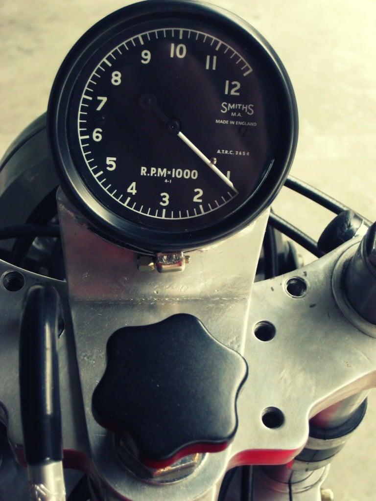 Ducati 350 motorcycle 2