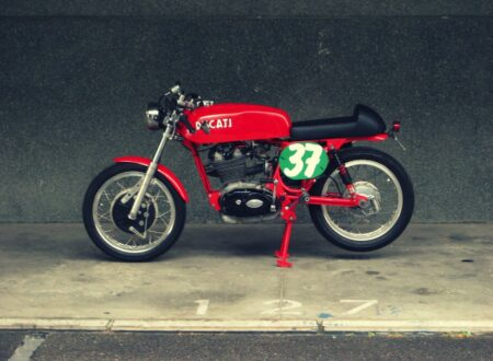 Ducati 350 motorcycle 5 450x330 - Ducati 350 by Radical Ducati