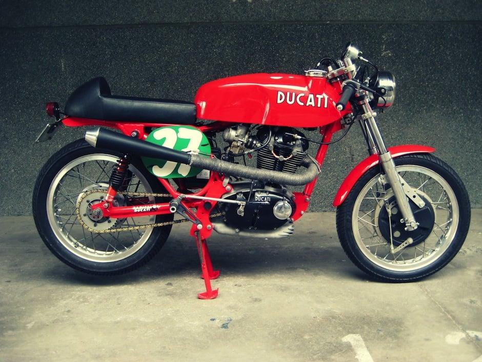 Ducati 350 motorcycle Ducati 350 by Radical Ducati