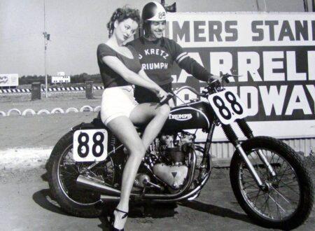 Ed Kretz Flat Track 450x330