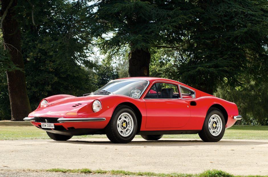 Ferrari Dino 246 Gt 3 Silodrome