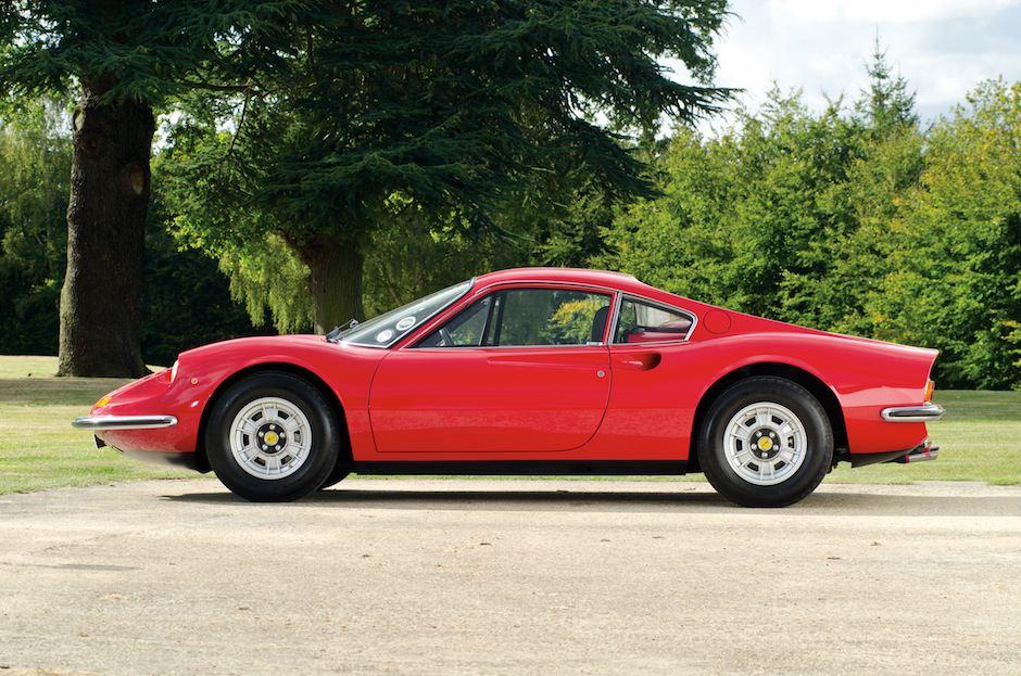 Ferrari Dino 246 GT 5
