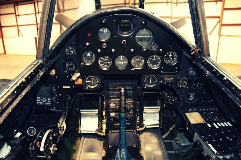 Grumman FM-2 Wildcat - For Sale