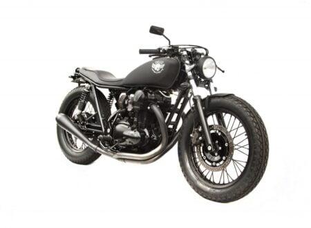 Kawasaki W650 custom  2