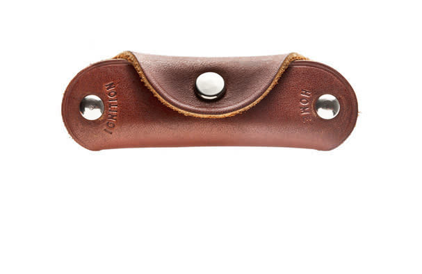 Leather Key Holder Leather Key Holder by Kaufmann Mercantile