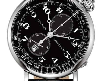 Longines Avigation Mono Pusher Type A 7 450x330 - Longines Avigation Mono-Pusher Type A-7