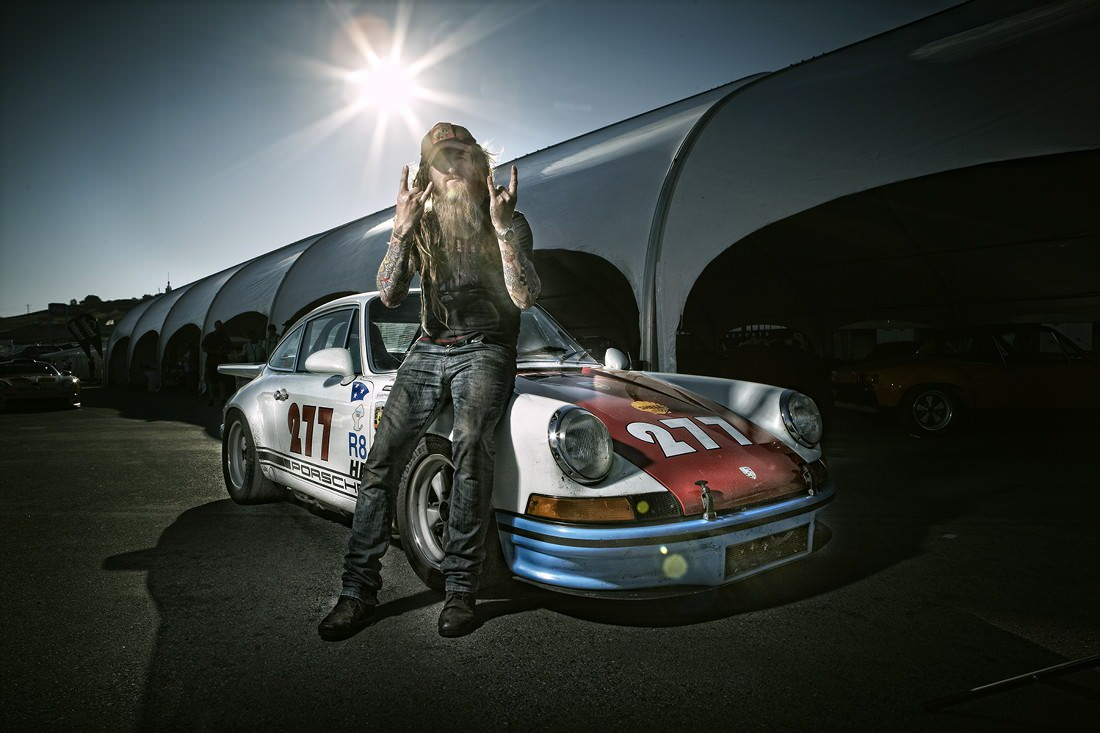 Ebay Motors Motorcycles >> Urban Outlaw - The Magnus Walker Story
