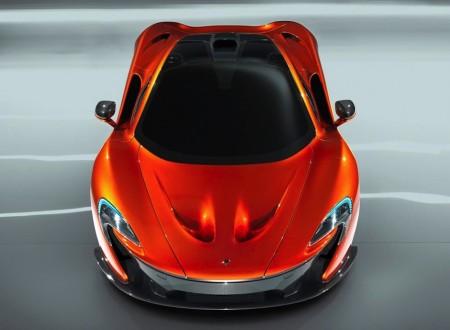 McLaren P1 8 450x330 - McLaren P1