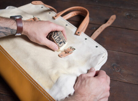 Northwesterner OtterWax Canvas Bag Special 450x330 - Northwesterner Otter Wax Canvas Bag Special