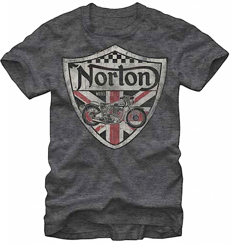 Norton Motorcycles Tee 974x1024 The Silodrome Selection