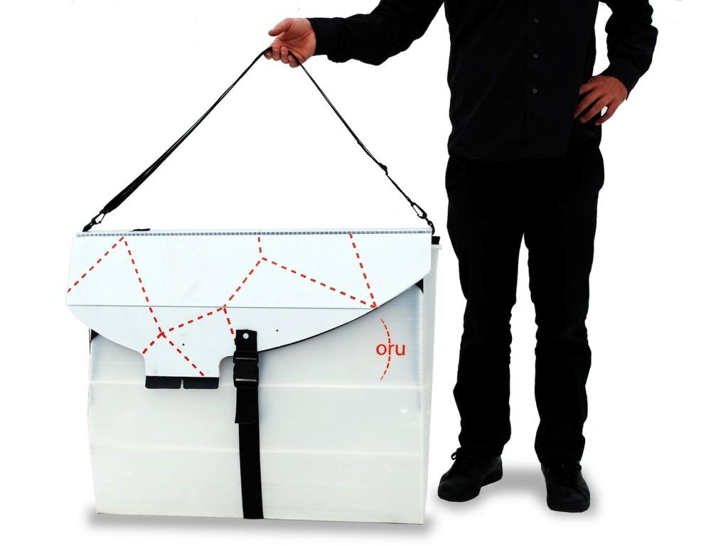 Oru Folding Kayak Picture