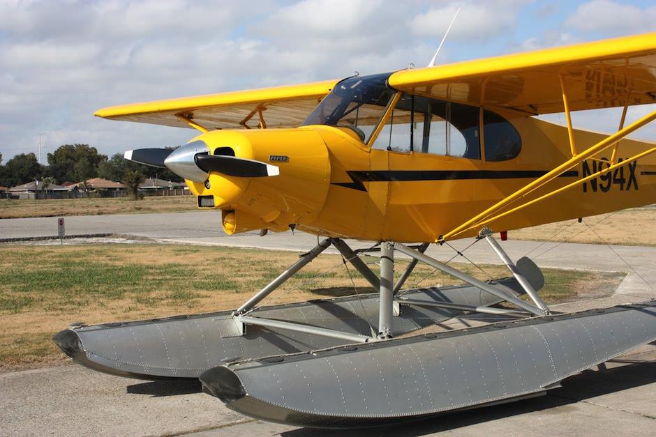 Piper PA 18 Super Cub 2 The Silodrome Selection