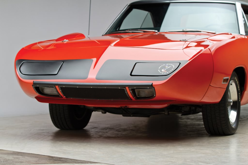 The Iconic Plymouth Road Runner Superbird