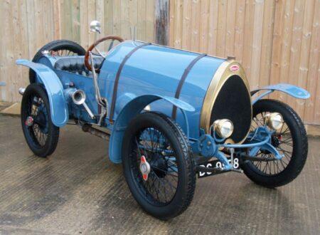 Type 13 Brescia Bugatti 450x330 - Type 13 Brescia Bugatti