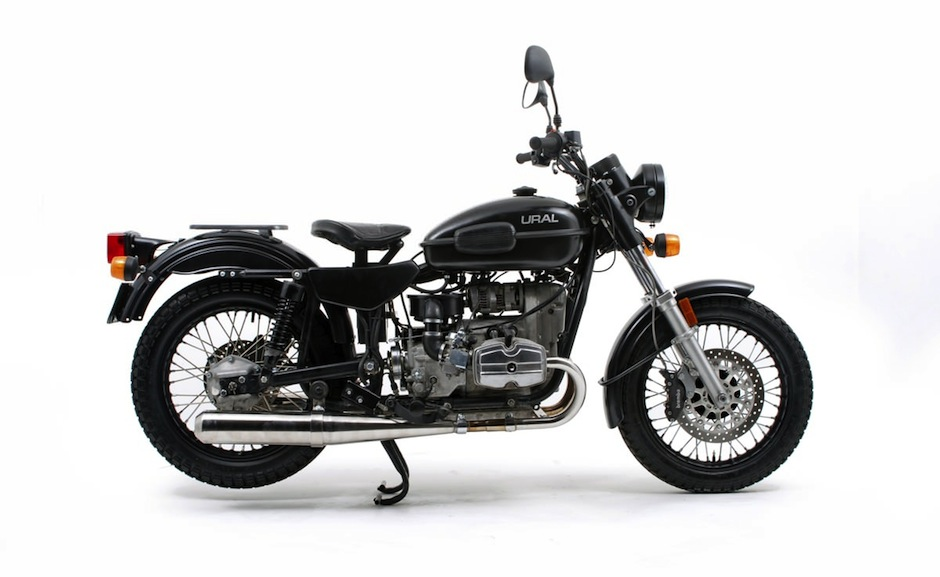 Ural Solo sT Motorcycle 1 Ural Solo sT
