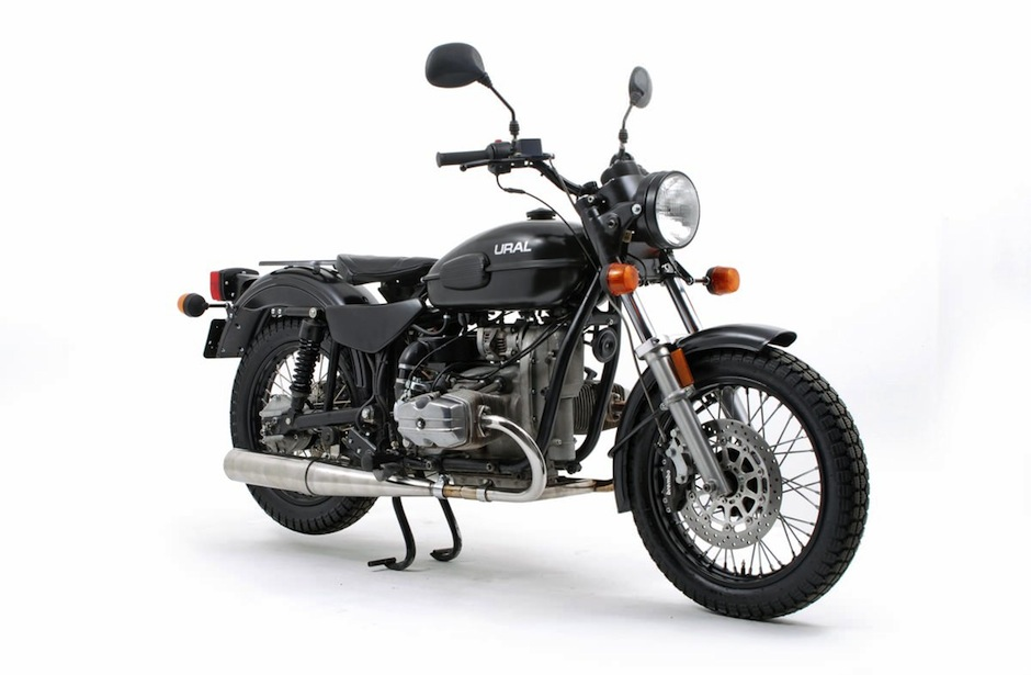 Ural Solo sT Motorcycle 2 Ural Solo sT