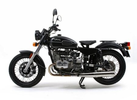 Ural Solo sT Motorcycle 450x330 - Ural Solo sT