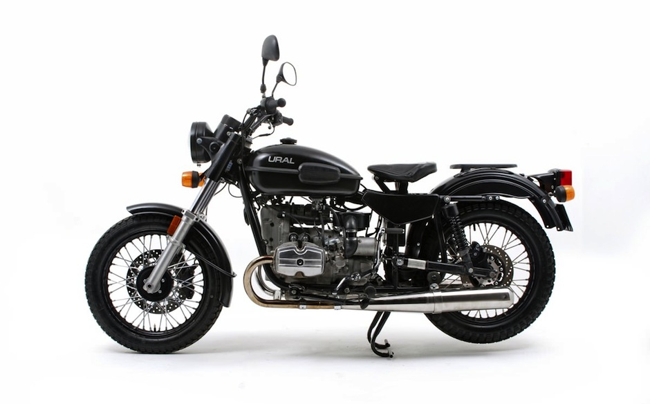 Ural Solo sT Motorcycle Ural Solo sT