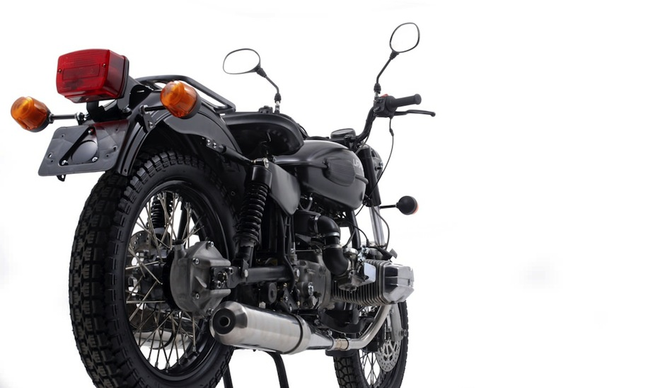 Ural Solo sT Motorcycles Ural Solo sT