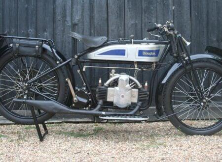 douglas motorcycle 450x330 - 1929 Douglas 350