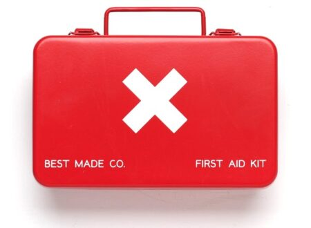 first aid kit camping 450x330 - First Aid Kit by Best Made Co.