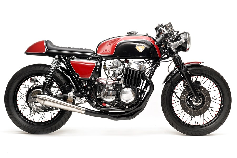 Cb  Four Cafe Racer
