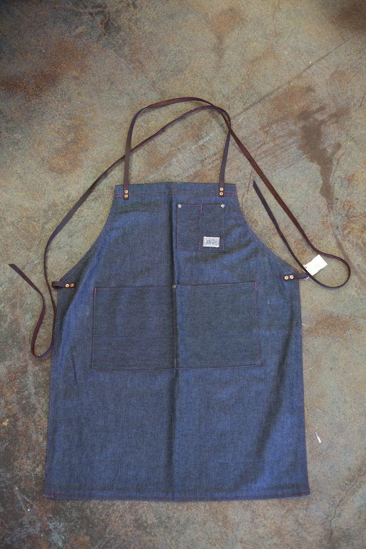 mechanics apron