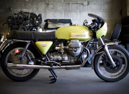 moto guzzi custom 4 450x330 - Moto Guzzi by Staghead Moto