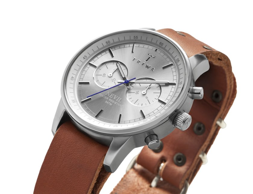 triwa watch stirling brown