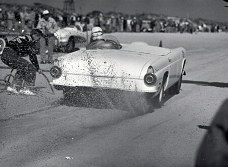 1957 Daytona Beach Race 450x330 - 1957 Daytona Beach Race