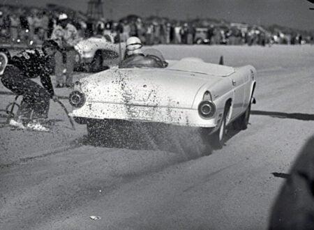 1957 Daytona Beach Race 450x330 - 1957 Daytona Beach Race