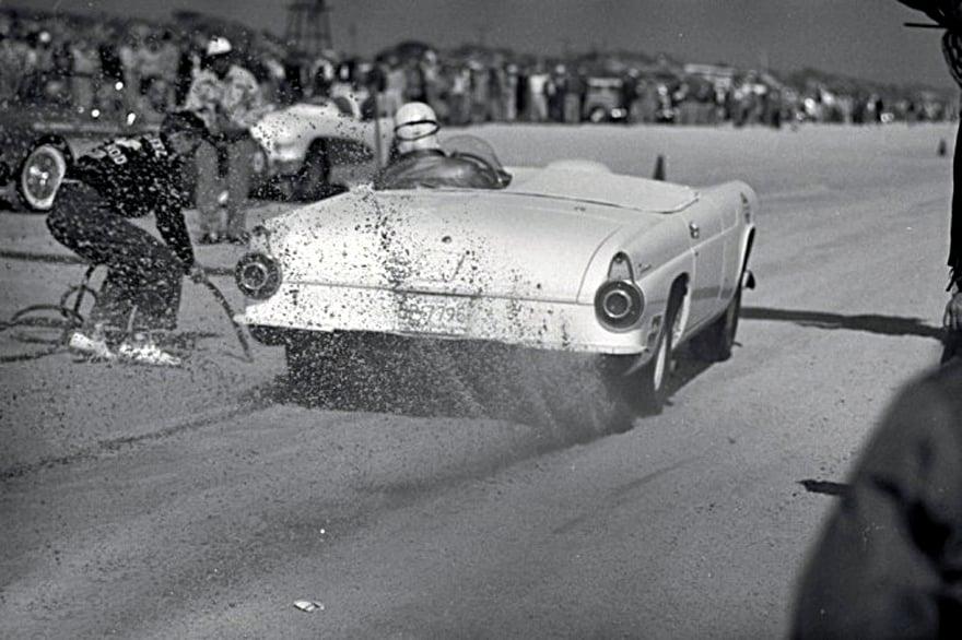 1957 Daytona Beach Race 1957 Daytona Beach Race