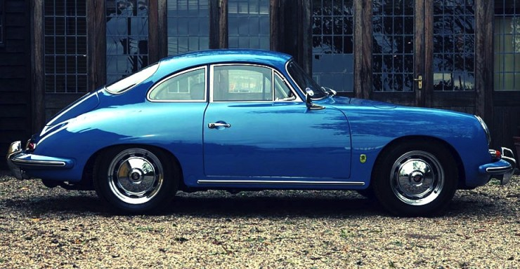 1962 Porsche 356 B Coupe 740x384 1962 Porsche 356 B Coupe