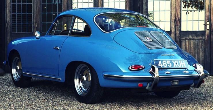 1962 Porsche 356 B Coupe Vintage