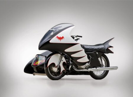 1966 Chevrolet Batmobile and 1966 Yamaha Batcycle 3 450x330 - 1966 Chevrolet Batmobile and 1966 Yamaha Batcycle