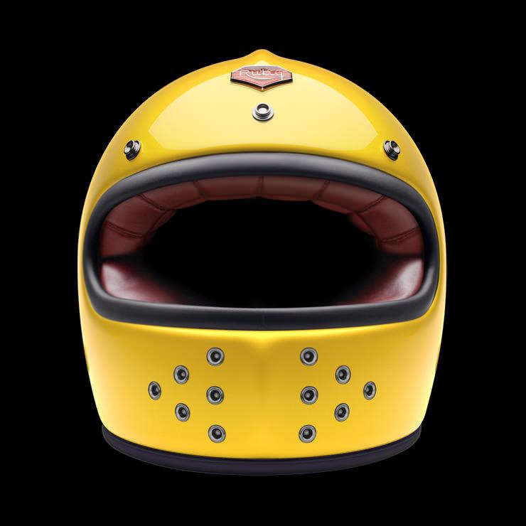 Castel Helmet by Ruby