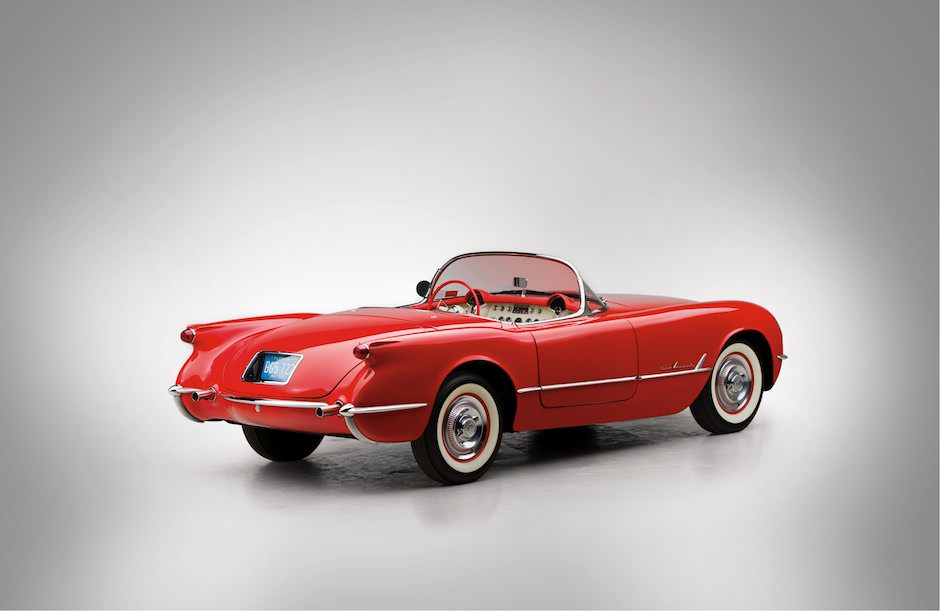 Chevrolet Corvette Roadster 1