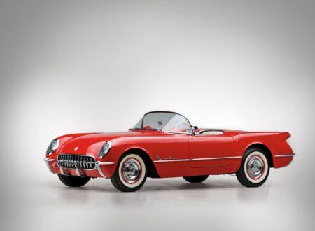 Chevrolet Corvette Roadster 450x330 - 1955 Chevrolet Corvette Roadster