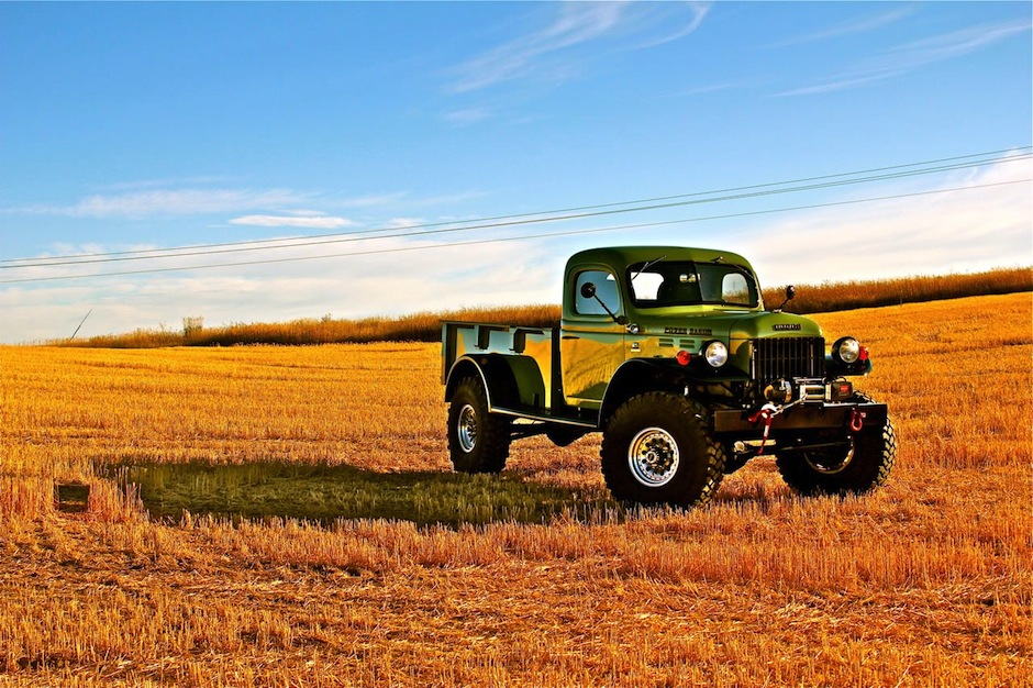 Dodge Power Wagon by Legacy Classic Trucks 2 Dodge Power Wagon by